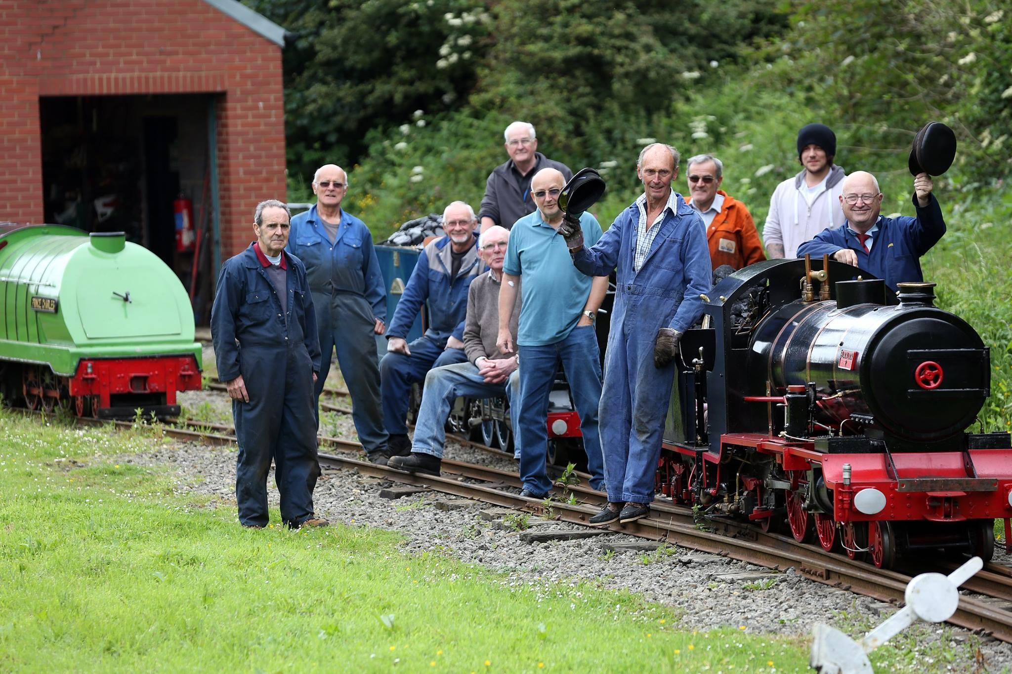 Saltburn Minature Railway